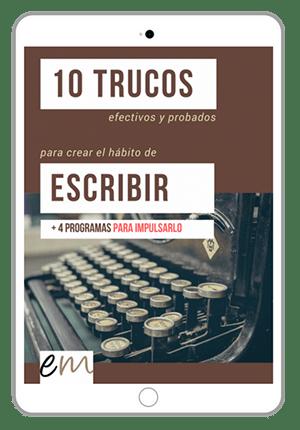 Guia Gratis Para Escribir Escribe Tu Primer Libro Y Posicionate